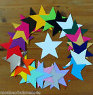 Christmas Die Cuts - Star - 3 sizes - Tags - Kids - Favour -  Party - Cards
