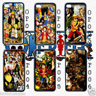 New* HOT ONE PIECE THE PIRATES ANIME iPHONE 4 Black CASE