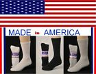 big and tall Mens Crew Sock for men with big wide calf king size extra large