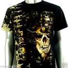 Survivor T-Shirt Biker Punk Rock Tattoo S31 Sz S M XL Heavy Metal Rider Street