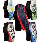 FIXGEAR ST-S9-USGT cycling padded shorts cycle short pants bicycle bottoms