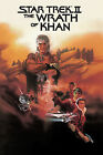STAR TREK II THE WRATH OF KHAN Movie Poster 1982 on eBay