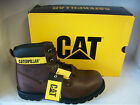 MENS CAT SAFETY BOOTS STYLE NAME SHEFFIELD COLOUR MOONDANCE LACE UP
