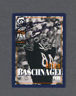 Brian Baschnagel signed Chicago Bears 1998 Convention trading card