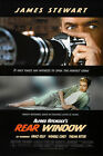 REAR WINDOW Movie Poster 1954