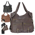 Ladies Womens Shoulderbag Handbag Designer Large Tote Messanger Bag A10