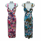 BNWT LADIES STELLA  D73115 TROPICAL PRINT SUMMER MAXI DRESS SIZES S,M,L,XL