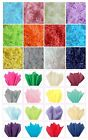 CHEAP LUXURY TISSUE PAPER - CHOOSE AMOUNT - ACID FREE SHEETS ,& SHREDDED - PARTY