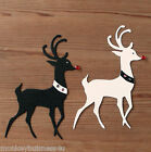 Christmas Die Cuts - Reindeer - Christmas - Topper - Kids - Srapbooking/Cards