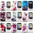 FOR HTC WILDFIRE SOFT SILICONE GEL MOBILE PHONE CASE COVER UK