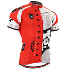 FIXGEAR Cycling jersey road bike shirt cycle clothing bicycle wear MTB top g402