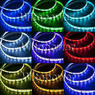 1M- 5M 3528 5050 5630 RGB Warm White Red Green Blue Amber LED Strip Waterproof
