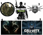 CALL OF DUTY STICKER WALL DECO MW3 BLACK OPS lot COD1