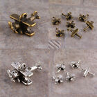 Tibetan Silver Bronze Airplane Glider Plane Pendant Beads Charms For Necklace