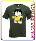 T-SHIRT DORAEMON KILLBILL CARTOON ANNI 80 MANICA LUNGA - MANICA CORTA