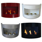 New Fireplace RIVIERA Bio Ethanol Gel Fire Place Various Colours