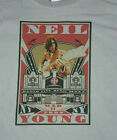 NEIL YOUNG all sizes new T SHIRT S M L XL rock n roll legend