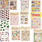 ASSORTED STAMPABILITIES STICKERS