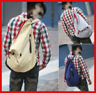 New Fashion Womens Mens canvas Hiking Travel Backpack Large Capacity schoolbag