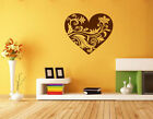 Gorgeous Heart Beautiful amazing wall stickers vinyl decal highest quality UK
