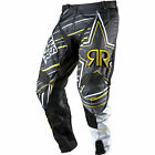 NEW 2013 ANSWER RACING MENS ADULT MSN ROCKSTAR ENERGY MX ATV RACE RIDING PANTS