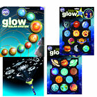 Solar System Hanging or Stickers 3d Planets or Torch Space Stars Educational Toy