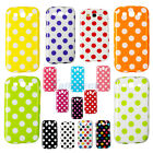 New Polka Dots TPU Case Cover for Samsung Galaxy S3 i9300