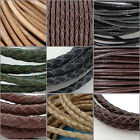 Внешний вид - Genuine Round Leather Cord for DIY Jewelry Necklace Bracelet Making String