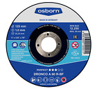 Dronco Metal Cutting Grinding Disc 115mm Slitting Thin Inox Abrasive Sheet Steel