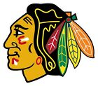 Chicago Blackhawks Vinyl Die-cut Decal / Sticker **4 Sizes**
