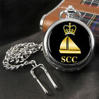 Sea Cadets SCC Dinghy Pocket Watch