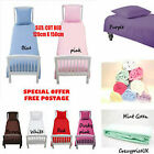 4 PIECE SET BABY COT BED SET 9 TOG QUILT + PILLOW + DUVET COVER + PILLOWCASE