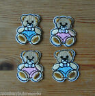 Iron on - Baby Bear - Baby/Kids - Embroidered Patch/Transfer - Applique - Cards