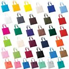 New WESTFORD MILL Cotton Promo Shoulder Tote Carry Bag in 28 colours