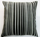 Ma14a Black White Velvet Style Blend Cushion Cover/Pillow Case*Custom Size