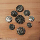 Large Metal Buttons - Knitting - Sewing - Kids - Crafts - Coat/Cardigan