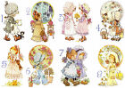 SARAH KAY STICKER WALL DECAL OR IRON ON TRANSFER T-SHIRT FABRICS HOLLY HOBBIE #2