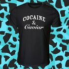 COCAINE AND CAVIAR  YMCMB, T TSHIRT T SHIRTS TOP MENS