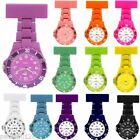 Nurses Acrylic Coloured Nurses Fob Watch by Prince of London
