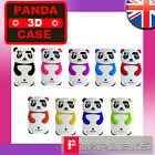 CUTE 3D SILICONE PANDA CASE FOR IPOD TOUCH 4TH GEN OR 5TH GEN COVER ANIMAL SKIN
