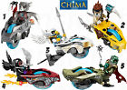 CHIMA LEGO IRON ON TRANSFER T-SHIRT OR STICKER WALL DECO LAVAL CRAWLEY WAKZ lot