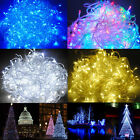 10m/20m/35m/50m/100m led string fairy lights lighting Christmas web party garden