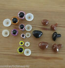 TeddyBear/Animal Eyes & Noses - different sizes - Sewing - Knitting - Crafts