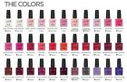 CND VINYLUX weekly polish matches Shellac colors .5oz Part 1