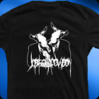 Job for a cowboy 1 death metal rorchach scrim tee t-shirt