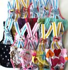 Washable Puppy Diaper Sanitary Pants Suspenders Stay On Female Girl Small Dog