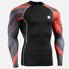 FIXGEAR CPD-B68 Skin Compression Design Shirt Base layer Fitness MMA Running top