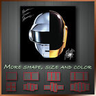 ' Daft Punk DJ Band Icons ' Music Wall Art Canvas Box ~ Ready to Hang