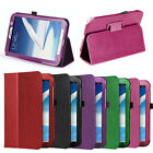 Leather Case Stand Cover for Samsung Galaxy Note 8.0 N5100 N5110 Color Optional