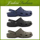 NEW MENS COOLERS  WORK  COMFY SUMMER RUBBER HOSPITAL CLOGS SANDALS SIZES UK 6-12
